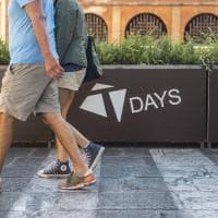 Bologna, ecco le fioriere anti-terrorismo per i T-days