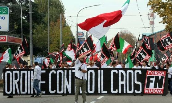Suprematisti della via Emilia: l'estrema destra sfida le paure della regione rossa