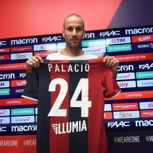 "Bologna, ecco Palacio: ""Faremo un gran campionato"""