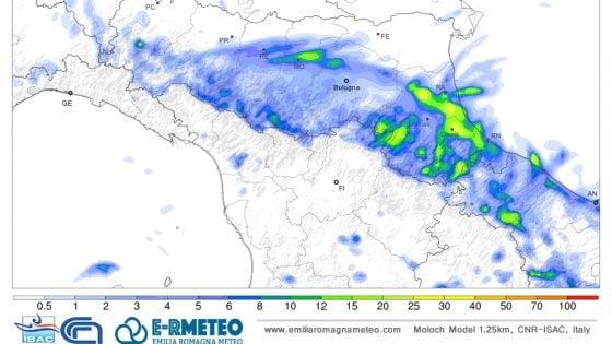Il meteo per il weekend a Mantova: temporali solo sabato pomeriggio