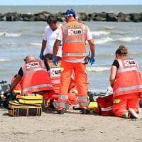 Due morti annegati a Porto Garibaldi