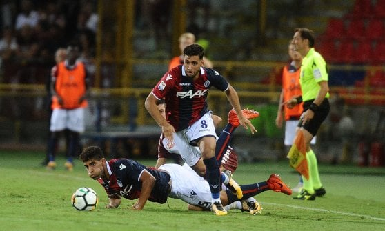 Bologna, buon pareggio col Toro al Dall'Ara: 1-1