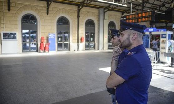 """Antiterrorismo, stazione di Bologna sguarnita: """"Siamo vulnerabili"""""""