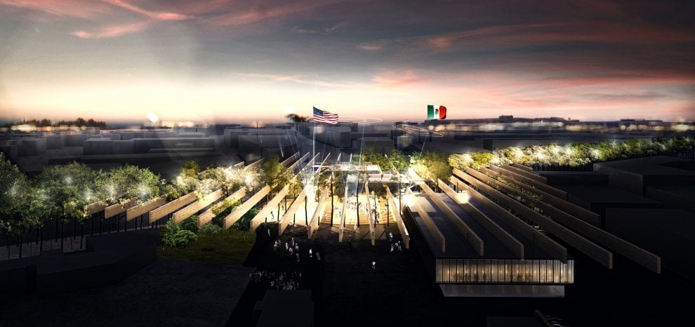 Un muro di alberi al confine Usa-Messico: progetto italiano che sfida Trump
