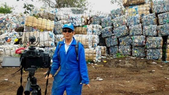 Cinque mesi in Sudamerica su una bici di bambù: il biologo ferrarese che vuole combattere l'inquinamento plastico