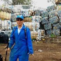 Cinque mesi in Sudamerica su una bici di bambù: il biologo ferrarese che vuole combattere...
