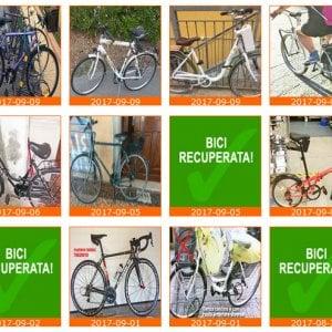 Bikewatch, la bici rubata finisce online. E spesso viene ritrovata