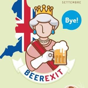 """Beerexit, a Bologna torna """"Bionda naturale"""" con le pinte inglesi"""