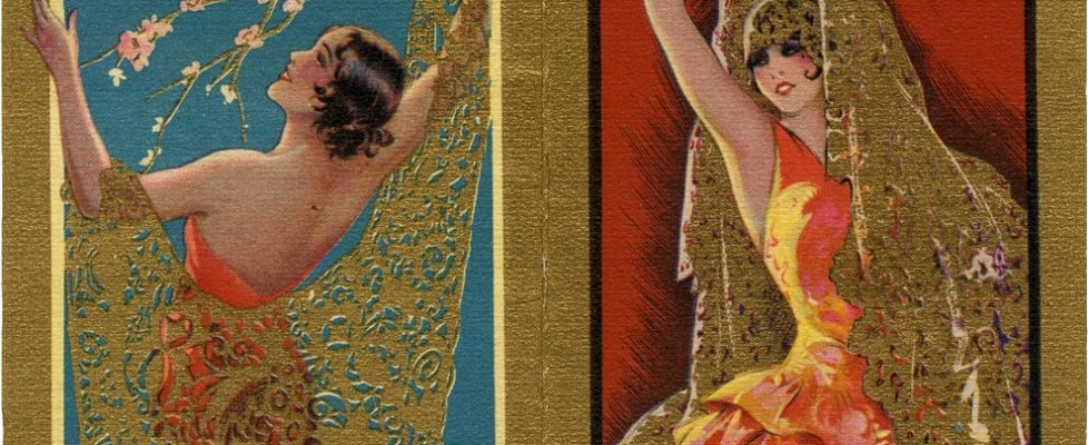 Modena, fra calendarietti e piume di struzzo ecco L'arte in tasca