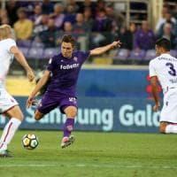 Palacio non basta, il Bologna cade a Firenze: 2-1