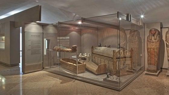 Bologna, chiude per lavori mezzo museo Archeologico