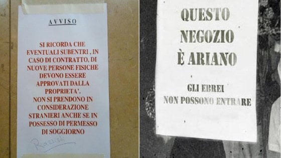 """""""Non si affitta casa agli stranieri"""". Bologna, i residenti si ribellano al cartello choc"""