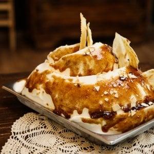 Dalla Romagna arriva il gelato al gusto piadina e squacquerone
