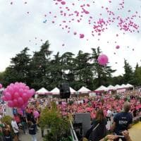 Bologna, migliaia alla Race for the cure
