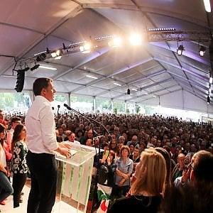 Folla per Renzi. Imola non va in Rosso