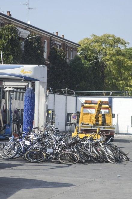 Il Papa a Bologna, attenzione alle bici: saranno rimosse