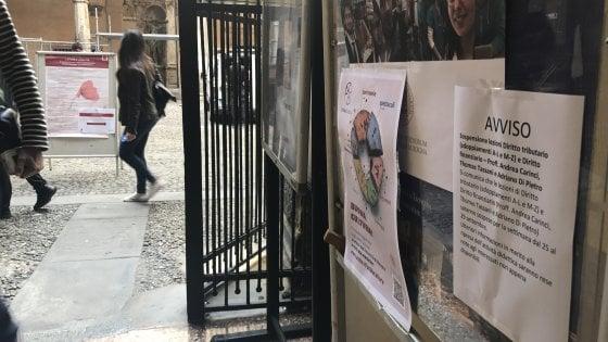 Ateneo Bologna, concorsi pilotati: il gip conferma i domiciliari per Adriano Di Pietro