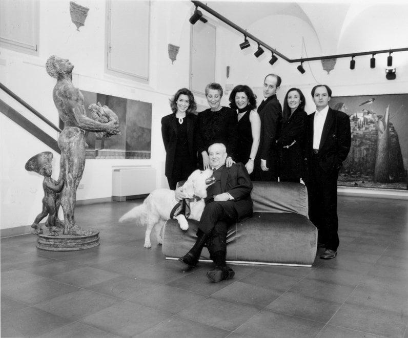 I 50 anni della galleria Forni di Bologna: l'album della memoria