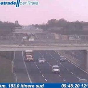 Incidente in A1, 13 km di coda fra Modena sud e Valsamoggia