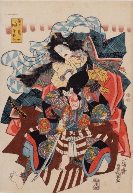 Utagawa Kunisada e il Giappone del XIX secolo