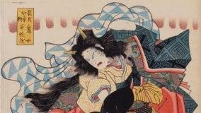 Xilografia giapponese dell'Ottocento  tre mostre su Utagawa Kunisada   Foto