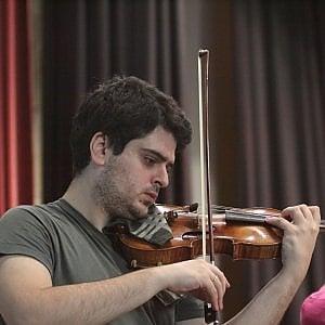 Gli appuntamenti di  lunedì a Bologna e dintorni: Michael Barenboim per Musica Insieme