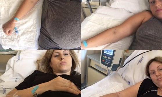 """Bologna, la battaglia di Jessica: """"Sono rimasta incinta e ho scoperto di avere un tumore"""""""