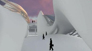 Una nuova stazione, magnete della città L'idea vincente di tre neoarchitetti  Video