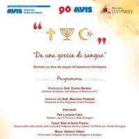Avis a Bologna, le religioni e il dono del sangue
