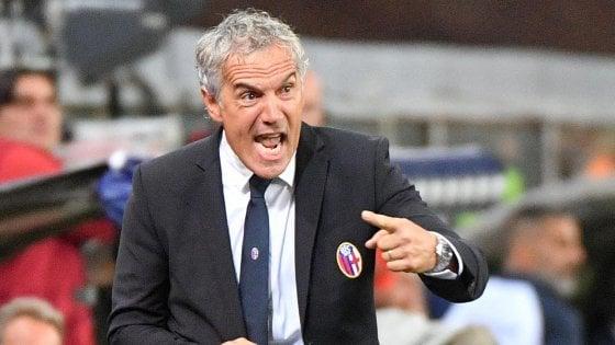 """Atalanta-Bologna, Donadoni avverte i suoi: """"Essere belli non basta"""""""