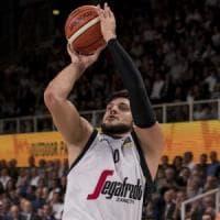 Virtus-Sassari, guardando già i playoff