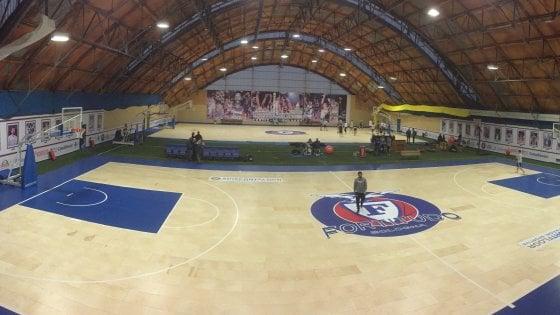 Basket, la nuova casa della Fortitudo Bologna