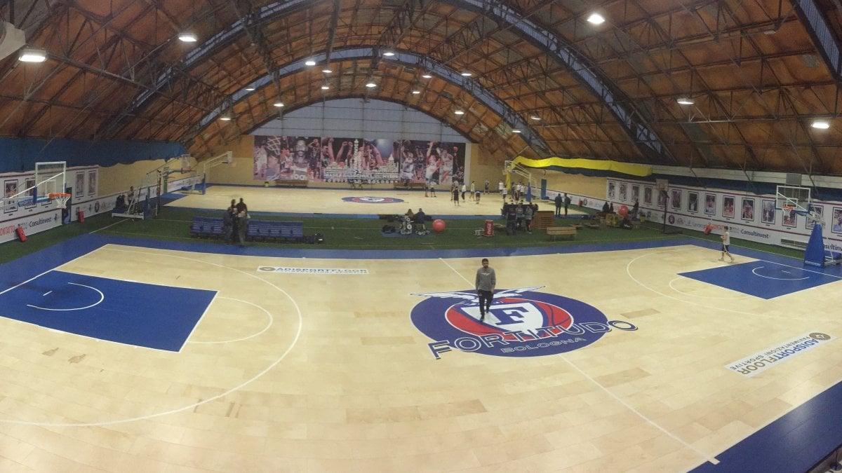 Basket la nuova casa della fortitudo bologna for Costo della nuova casa