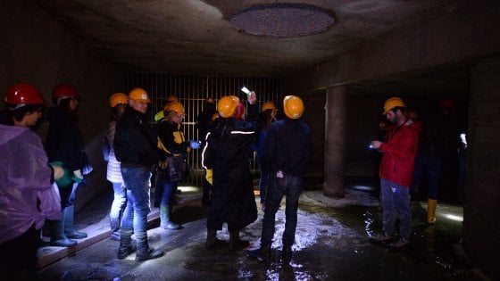 Bologna underground, viaggio nei sotterranei della città