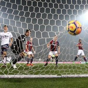 Bologna beffato in casa dal Crotone: 2-3