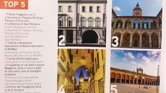 Ci scusiamo per la foto: Trenitalia celebra Bologna ma nella sua rivista mette Lugo