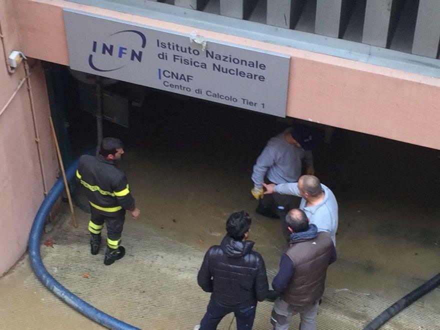 """Bologna, """"danni ingenti"""" all'Università per una tubatura d'acqua"""