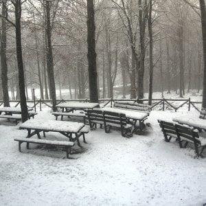 Arriva la neve in Emilia-Romagna. In autostrada catene a bordo già dall'11 novembre