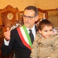 Nuovi italiani accolti da Merola a Palazzo D'Accursio
