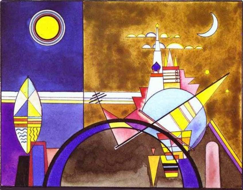 """A Reggio Emilia """"Kandinsky – Cage. Musica e spirituale nell'arte"""""""