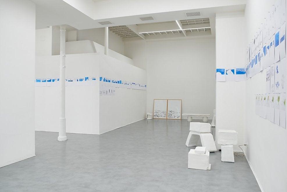 La mostra di Eva Marisaldi