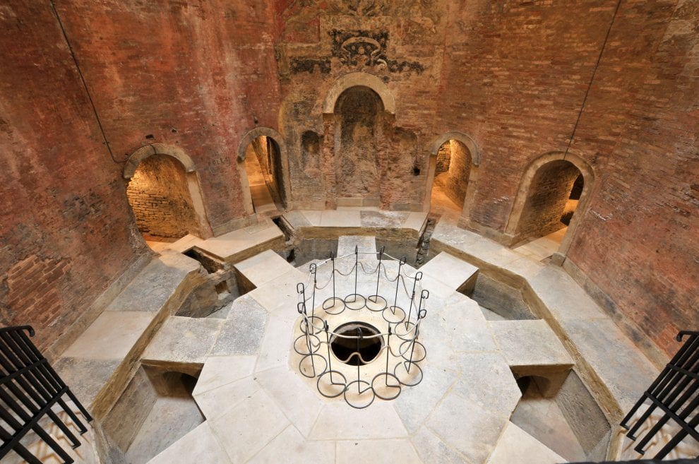 A Bologna tornano a risplendere gli antichi Bagni di Mario