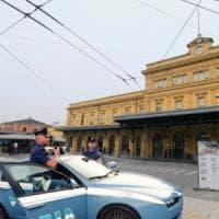 Rimini, assalto al treno: