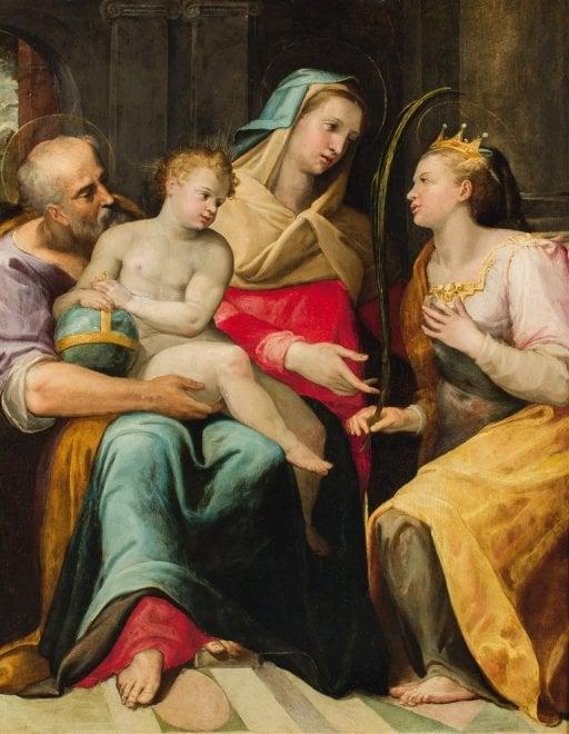 """Guido Reni imita Raffaello, la sua """"Santa Cecilia"""" e altri capolavori in mostra a Bologna"""