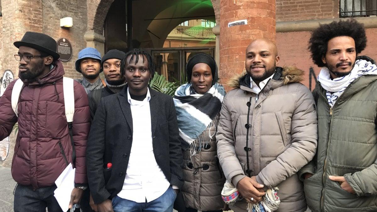 Ateneo Bologna, la denuncia degli studenti africani: \