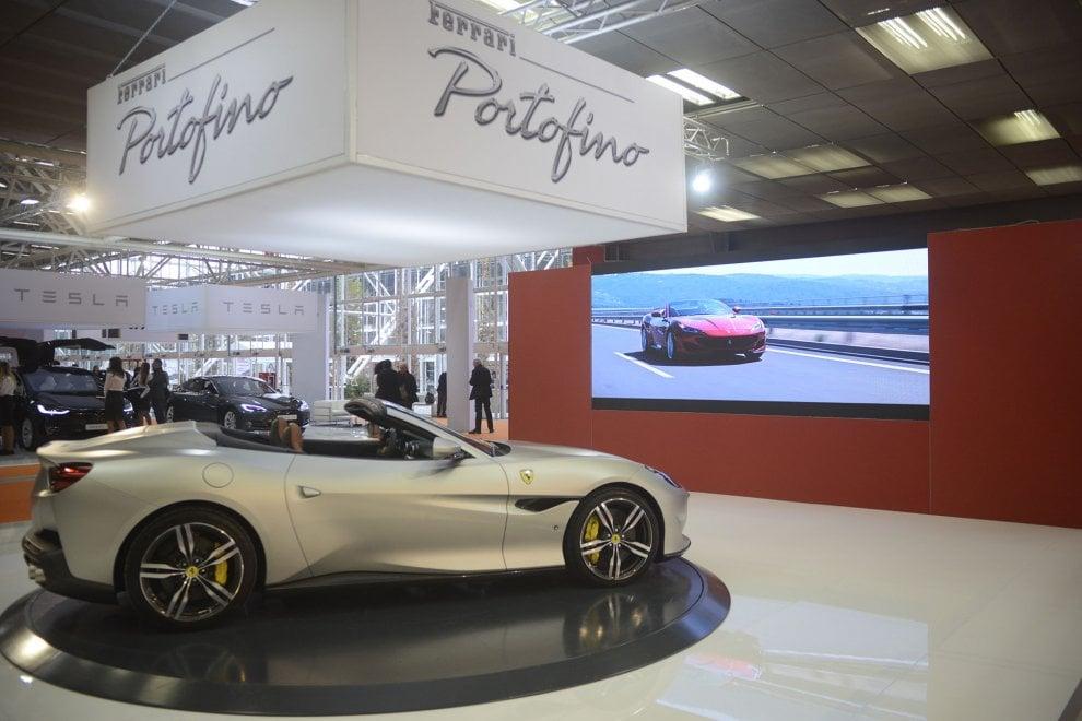 Motor Show al via a Bologna. Il ritorno della Ferrari