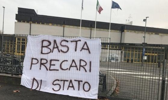 """I ricercatori precari del Cnr di Bologna: """"Ora basta: assumeteci"""""""