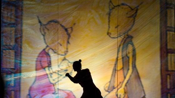 Bimbincittà: letture e teatro delle ombre