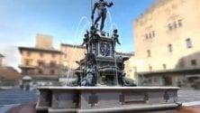 Gli zampilli della fontana la simulazione 3D