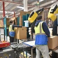 Amazon, gli ispettori del lavoro nella sede di Piacenza: